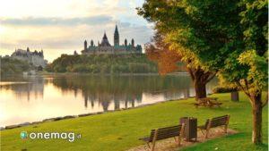 Ottawa, parco di Parliament Hill
