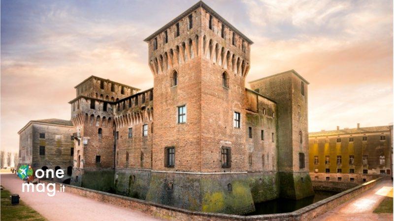Cosa vedere a Mantova, Castello di San Giorgio
