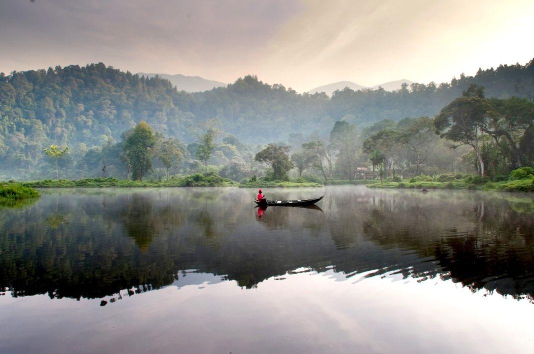 Viaggio al Parco Nazionale Gede Pangrango