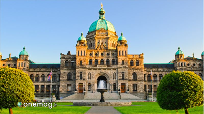 Parlamento, British Columbia