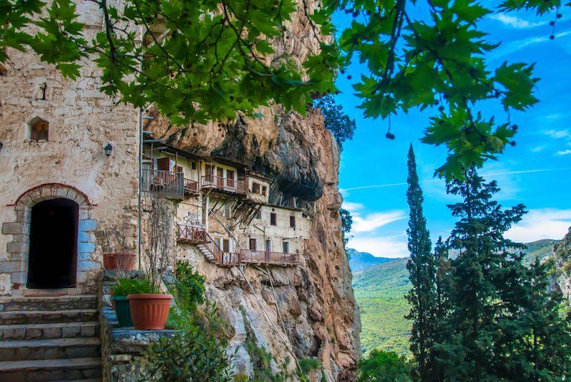 Le mete da visitare in Europa in Ottobre, Peloponneso