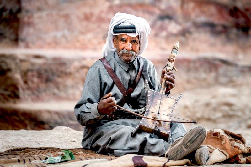 Ottobre in Asia, Petra