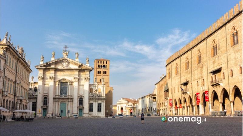 Cosa vedere a Mantova, Piazza Sordello
