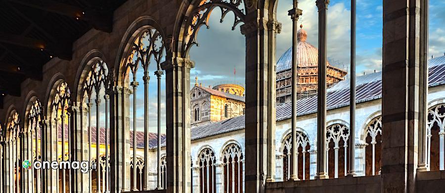 Pisa, cimitero Monumentale