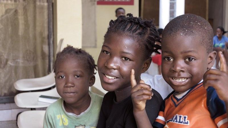 Port-au-Prince, Haiti rinasce