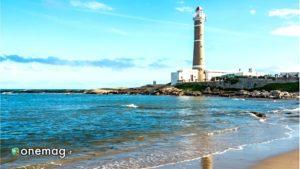 Punta del Este, spiaggia e faro