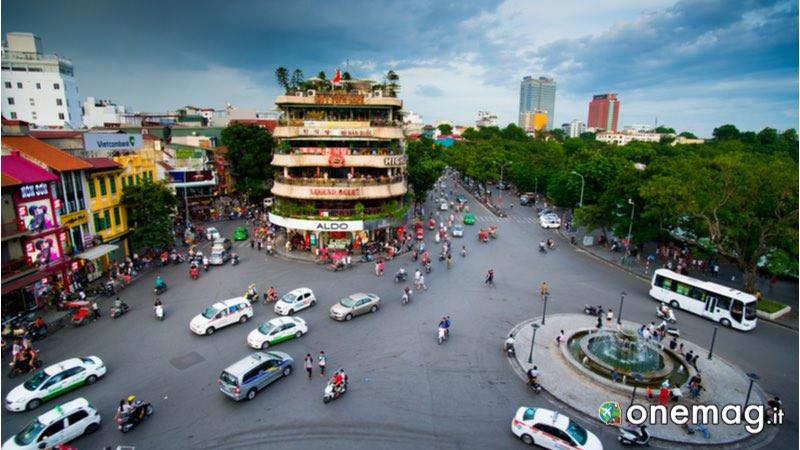 Quartiere vecchio di Hanoi