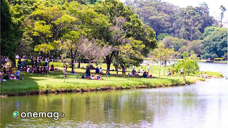 San Paolo, Parco Ibirapuera