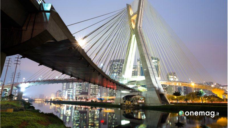 San Poalo, Ponte Estaiada
