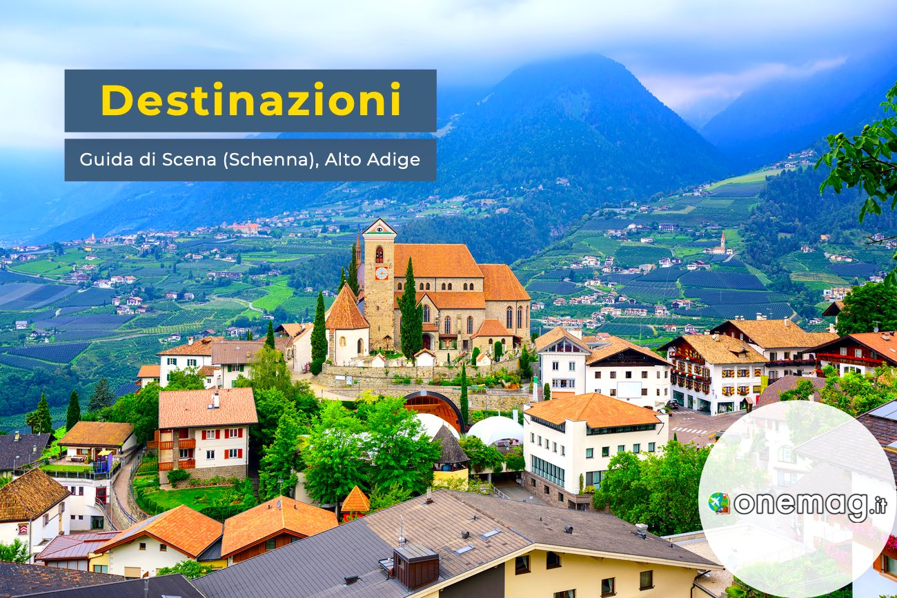 Guida di Scena, Alto Adige