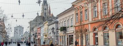 visitare serbia