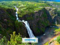 Visitare le sette cascate dei fiordi norvegesi