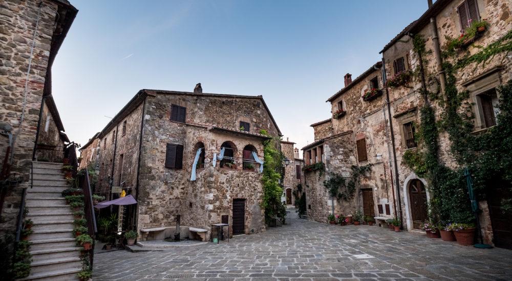 Montemerano, Toscana