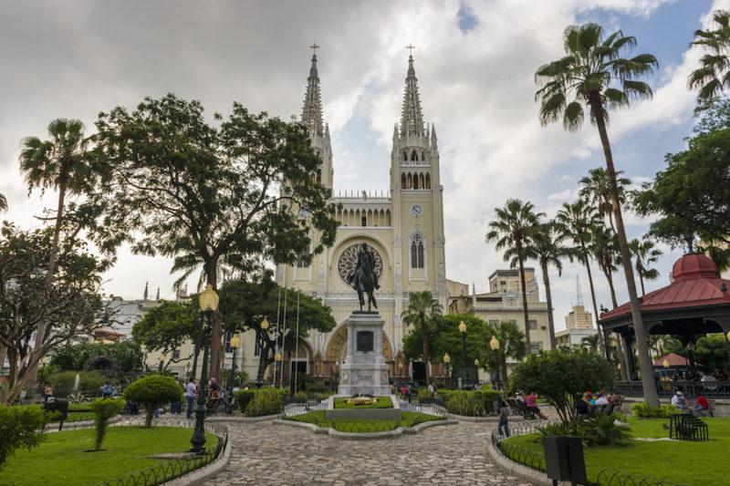 Parque Bolivar, Sucre