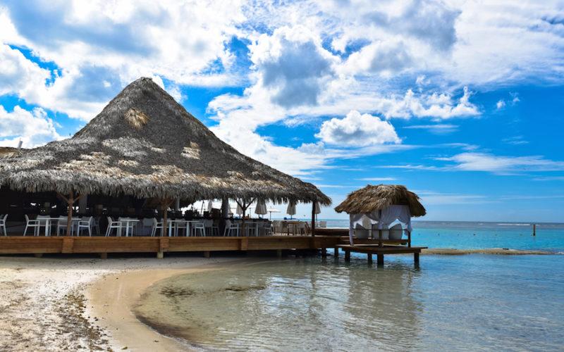 Boca Chica, Caraibi