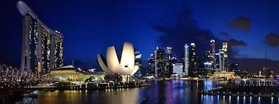 Visitare Singapore
