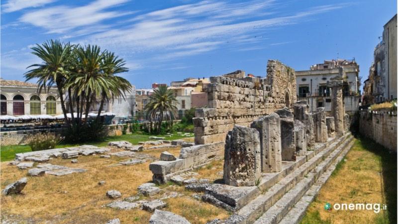 Siracusa, la storia greca nella parte ionica della Sicilia