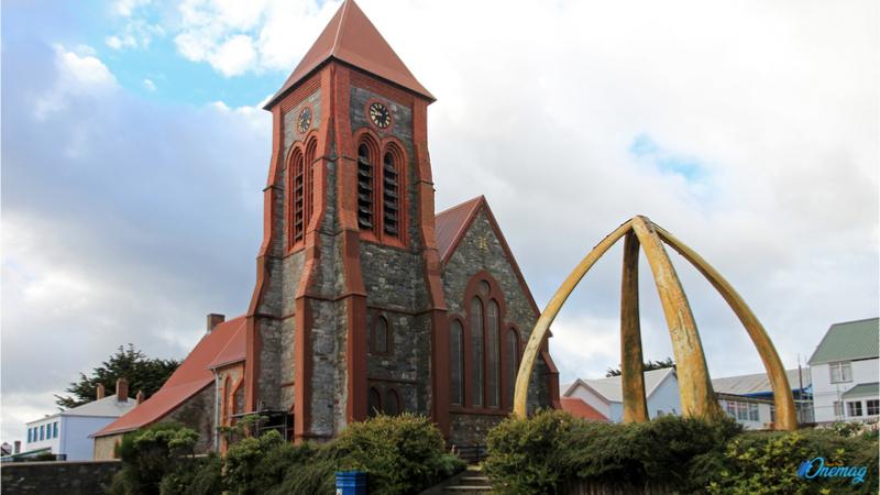 Cosa vedere a Stanley, Chiesa Anglicana