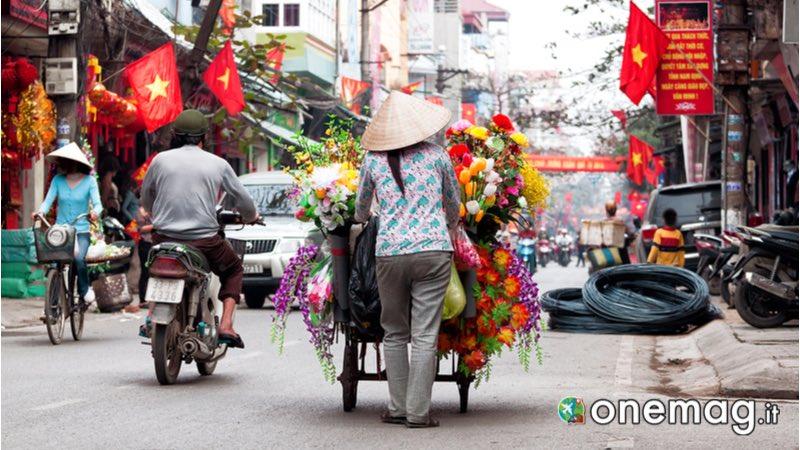 Storia del quartiere vecchio di Hanoi