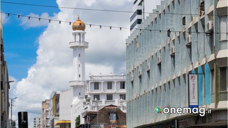A passeggio per Port Luis