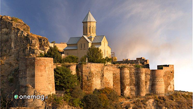 Tbilisi, fortezza di Narikala