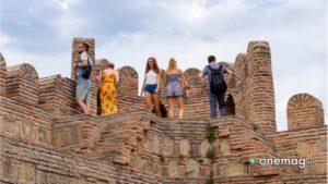 Tbilisi, fortezza Narikala