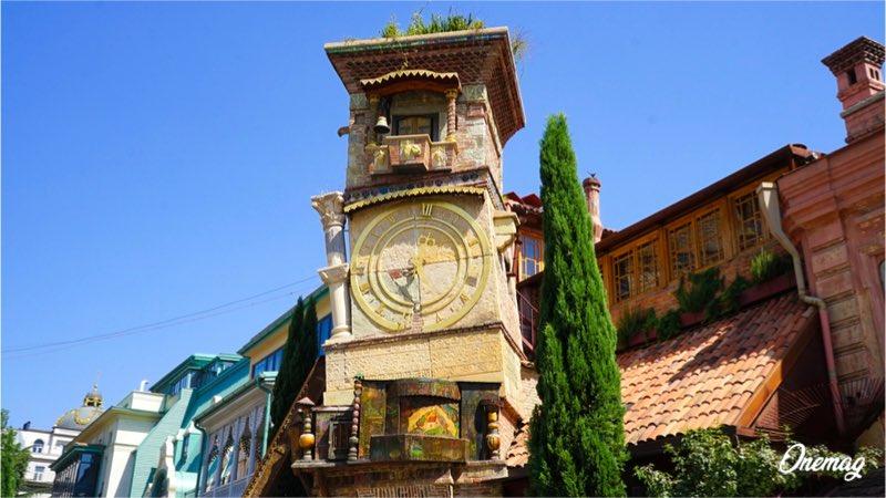 Cosa vedere a Tblisi, centro storico