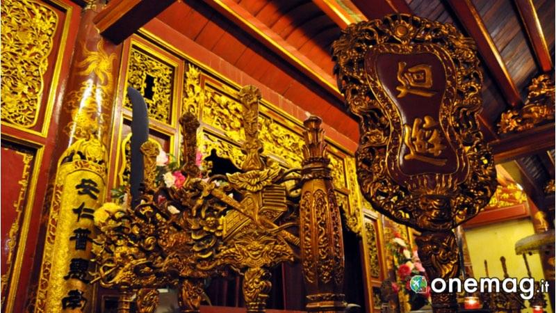 Tempio Bach Hanoi