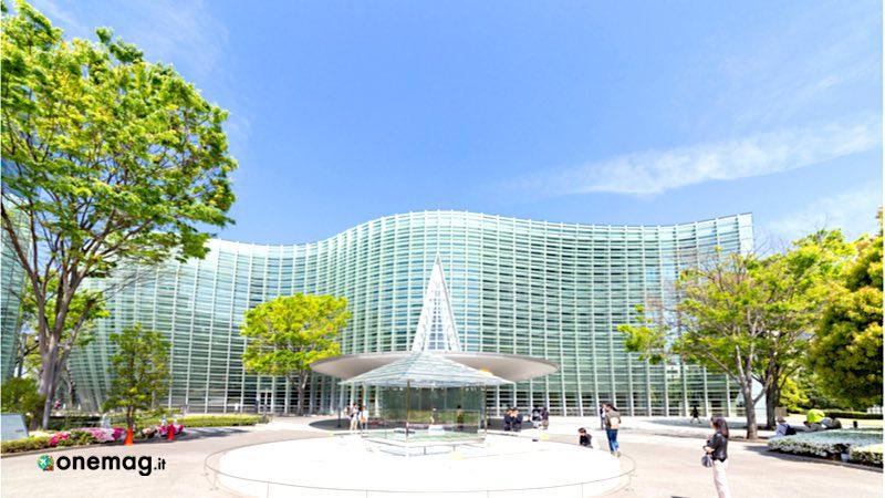 Il Museo di Arte Moderna di Tokyo