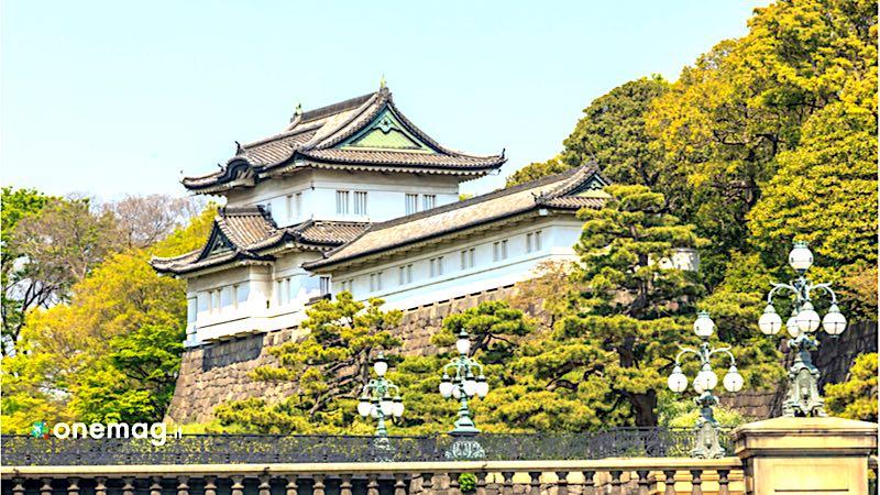 Il Palazzo Imperiale di Tokyo
