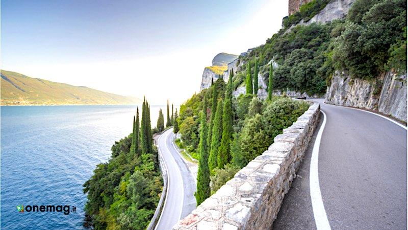 La strada della Forra a Tremosine del Garda