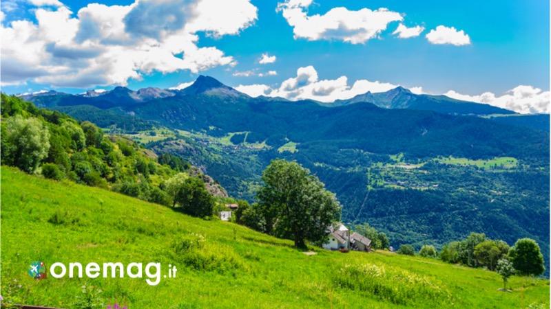 Valsesia, turismo nella valle più verde d'Italia, il paesaggio