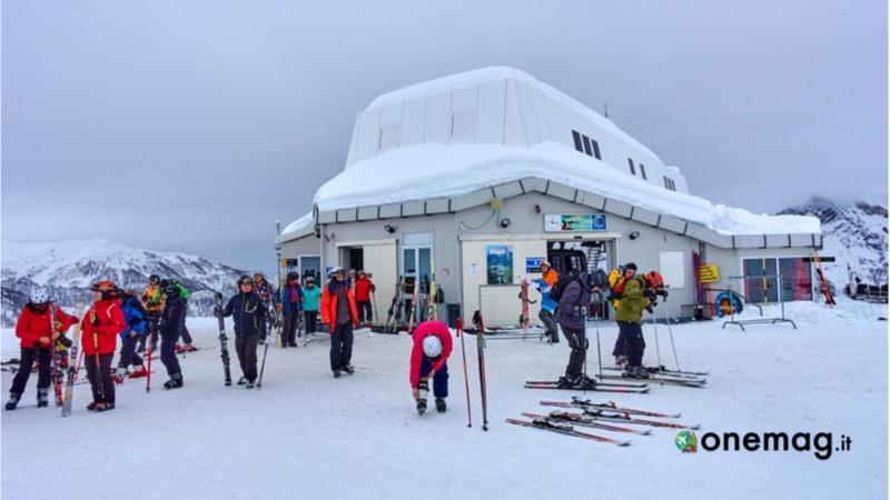 Valsesia, turismo nella valle più verde d'Italia, il complesso sciistico