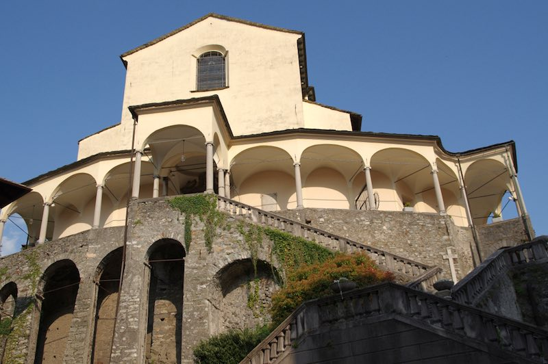 Cosa vedere a Varallo, Chiesa San Gaudenzio