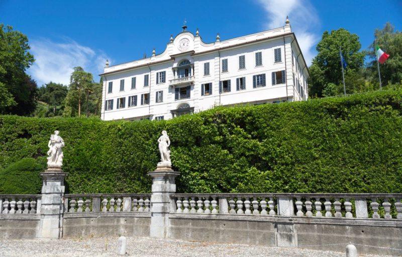 La Villa Carlotta di Tremezzo