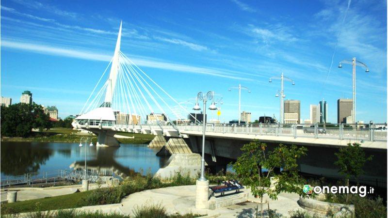 Winnipeg Provencher Bridge