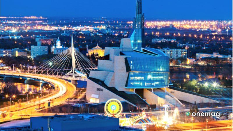 Winnipeg, panorama