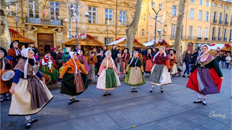 Aix-en-Provence mercatini di Natale