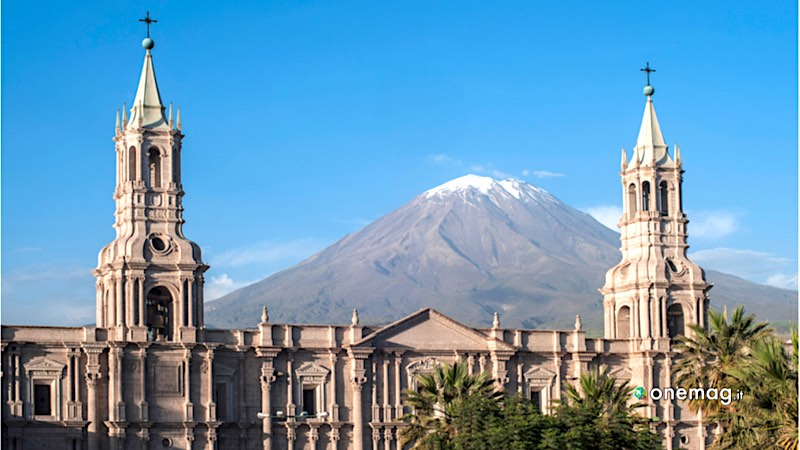 Cosa vedere ad Arequipa, la Cattedrale