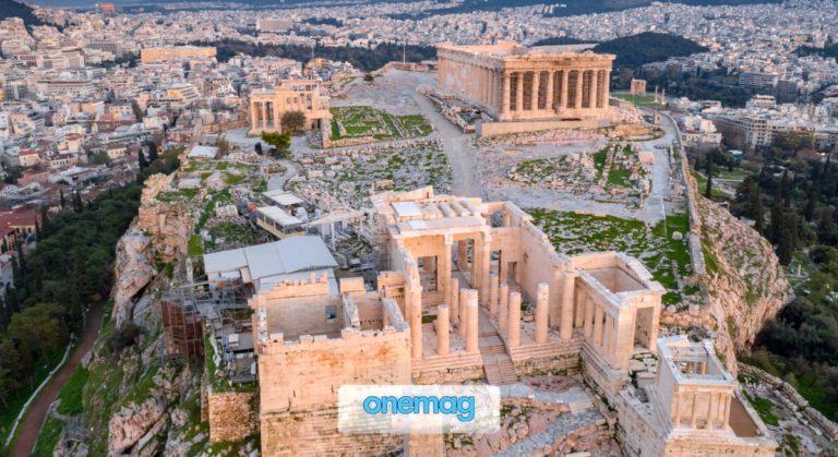 Atene durante il Ponte di Ognissanti