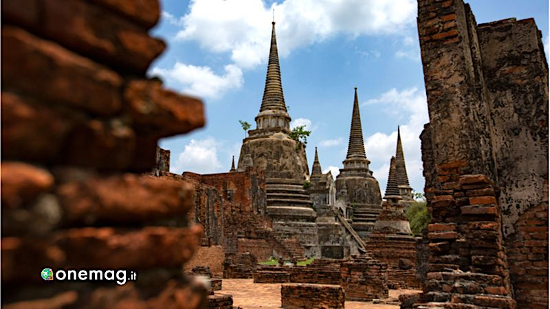 Ayutthaya, palazzo
