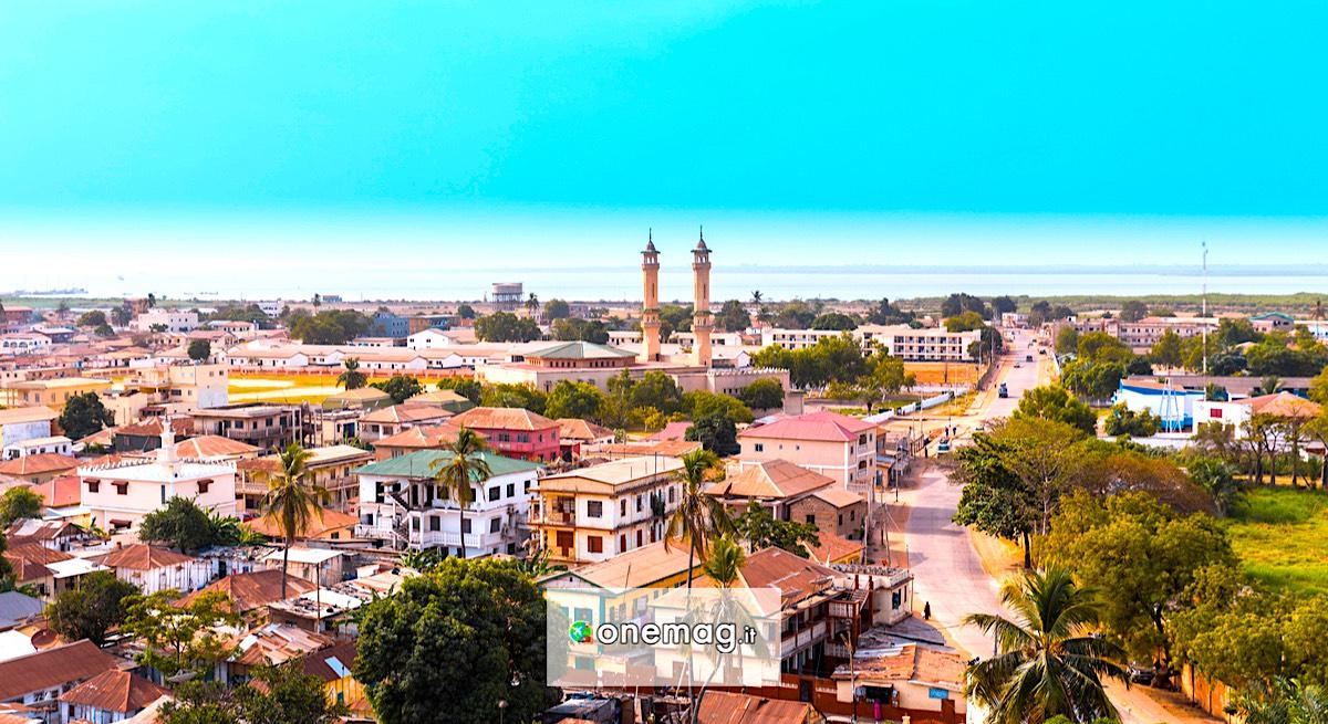 Banjul, la città del Gambia