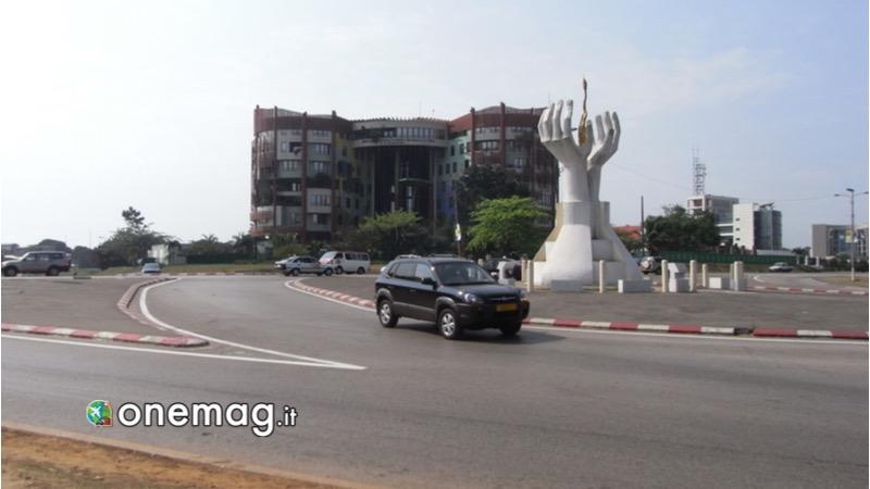 Boulevard Triomphal, Libreville
