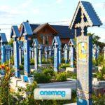 Il Cimitero Allegro in Romania