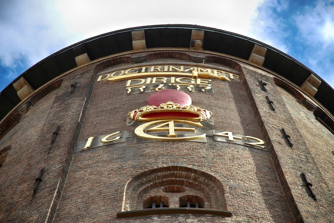 La Rundetårn di Copenhagen