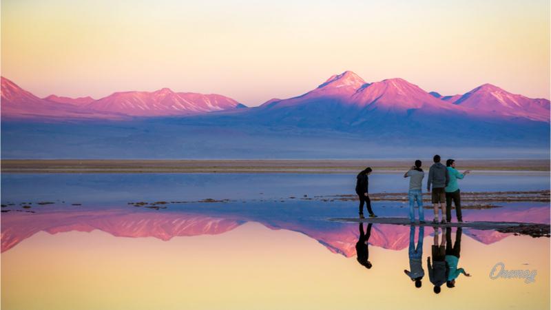 Meraviglie del mondo, Deserto di Atacama, Cile