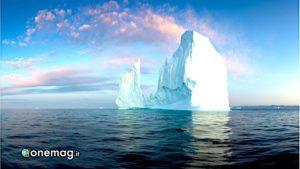 Disko Bay, iceberg