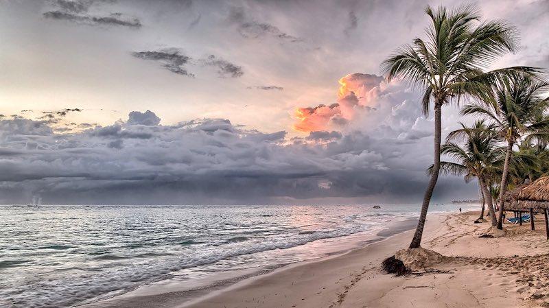 Le spiagge di Abu Dhabi