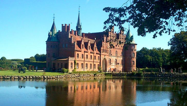 I luoghi da visitare in Danimarca, Egeskov Castle