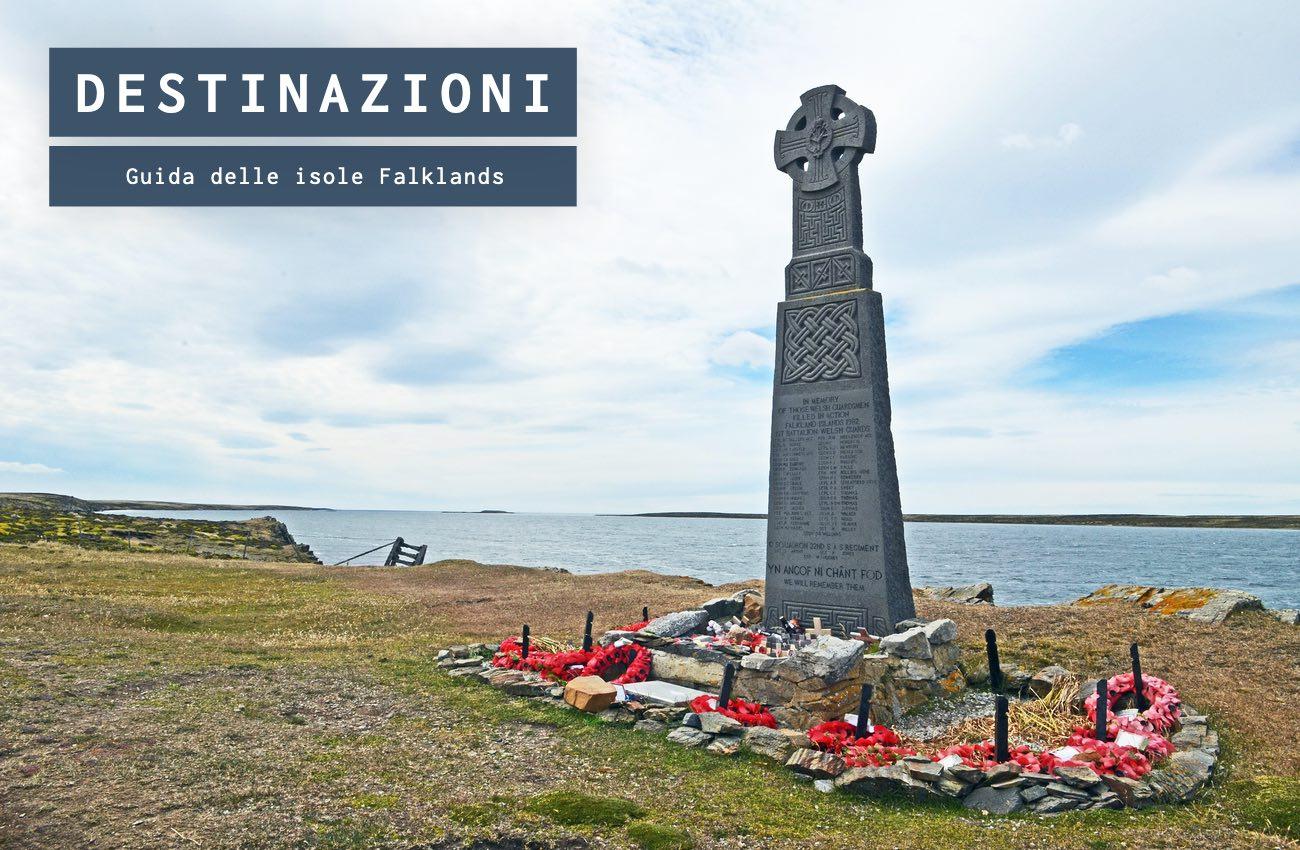 Guida delle isole Falklands
